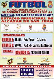 Fase Final Sub-18 en Alcázar de San Juan