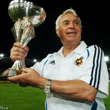 Santisteban lidera el fútbol base europeo