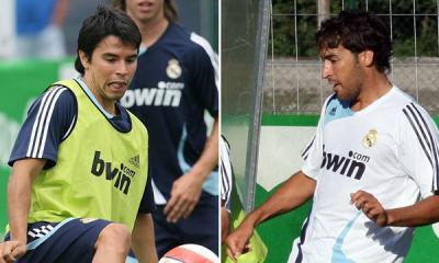 Schuster: o Saviola o Raúl...