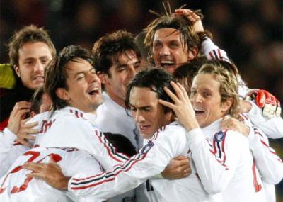 El Milán es campeón del mundo
