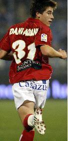 Sobre la carrera del joven futbolista...