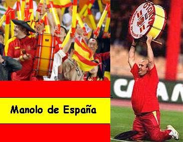 Según cuentan, España sigue ganando...